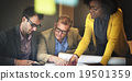 Architect Design Project Meeting Discussion Concept 19501359