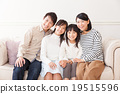 4 people family 19515596
