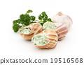 食用蝸牛 烹飪前 法國 19516568
