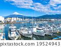 ภูเขาฟูจิ,ภูเขาไฟฟูจิ,เรือหาปลา 19524943