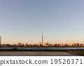 sunrise, radio mast, Radio Tower 19526371