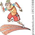 Running Sprinter 19533988