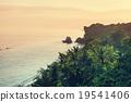 巴厘島 海岸 海岸線 19541406