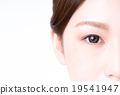 小學生 瞳孔 眼睛 19541947