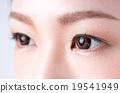 ม่านตา,ตา,ผู้หญิง 19541949