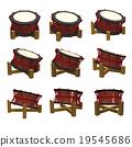 太鼓 鼓 器具 19545686