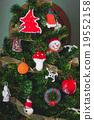 靴子 圣诞节 圣诞 19552158