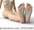 腿 腳 英尺 19562080