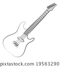 Guitar 19563290