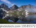 lake, sky, reflection 19585572