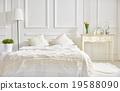 elegant classic bedroom 19588090