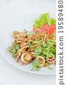 deep fried squid 19589480
