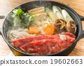 牛肉 燉湯 葷菜 19602663