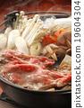 牛肉 燉湯 用鍋烹飪 19604304