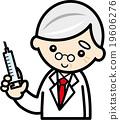 doc, doctor, syringe 19606276