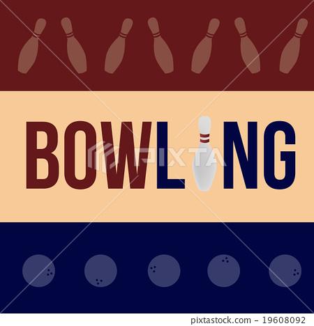 bowling 19608092