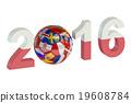 2016 Handball Championship Poland concept 19608784