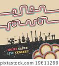 music festival poster 19611299