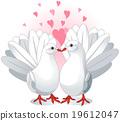 Love Doves 19612047