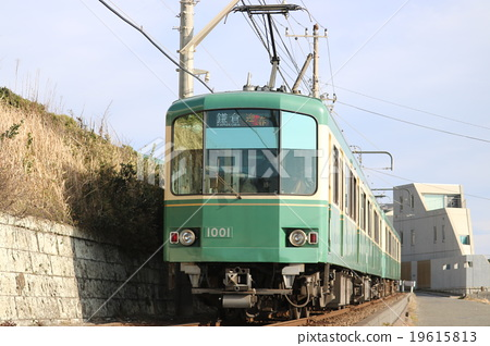江之岛电铁Inamuragasaki 19615813