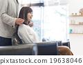 美容院 理发师 美发师 19638046