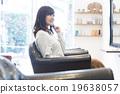 美容院 做頭髮 髮廊 19638057