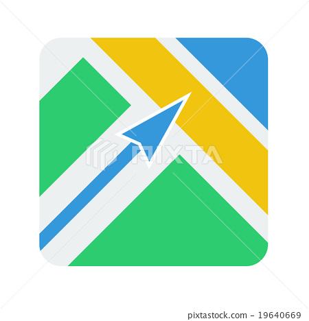 navigation icon 19640669