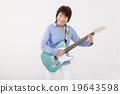 演奏 電子吉他 吉他手 19643598