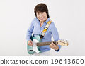 演奏 電子吉他 吉他手 19643600