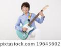 演奏 電子吉他 吉他手 19643602
