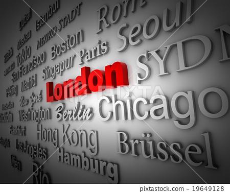 Metropolis London 19649128