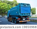 廢物收集車 垃圾車 重型車輛 19650968