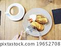 法國土司 烹飪 食物 19652708