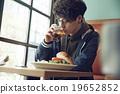 男人 午餐 午飯 19652852