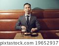 男人 晚餐 正餐 19652937