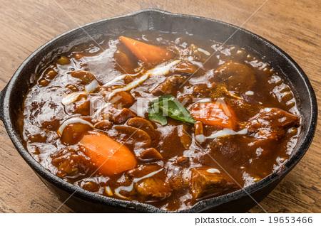 cooking western food