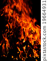 Fire flames background 19664931