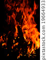Fire flames background 19664933