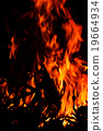 Fire flames background 19664934