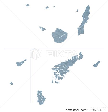 鹿兒島縣地圖2 19665166