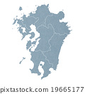 큐슈지도 19665177