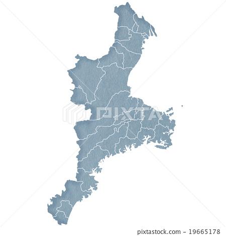 三重縣地圖 19665178