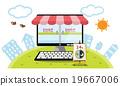 網購 線上購物 網路購物 19667006
