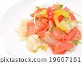醃好吃的三文魚 19667161