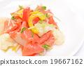 醃好吃的三文魚 19667162