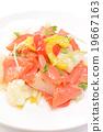 醃好吃的三文魚 19667163
