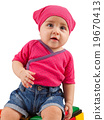 Cute female toddler 19670413