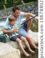 child, outdoors, fishing 19678802