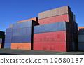 集裝箱 多彩 貨運 19680187