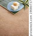冷豆腐 和食 日本食品 19680737